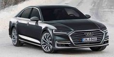 2018 Audi A8 Rendering Previews A Sharp-Looking Luxury Sedan #AudiA8 #SharpLooking #LuxurySedan #Audi