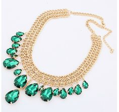 Fashion China Sweet Summer  Necklace Choker