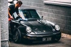 Outlaw 911: 1975 Porsche 911 SC //