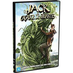 DVD - Jack - O Caçador de Gigantes