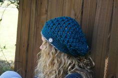 Ravelry: Amberlyn Slouchy Beanie pattern by RAKJpatterns/Kristi Simpson