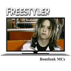 Freestyler is by Bomfunk MC's,who were a hip hop group from Finland.In the UK it peaked at number 2 and made Number One throughout the rest of Europe in 2000. #BomfunkMCs #90s #EDM #Pop #PopMusic #Music #singer #songwriter