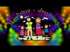 Animo - Rodzina drużyna Piosenki dla dzieci - YouTube Try Again, Youtube, Make It Yourself, Music, Songs, Musica, Musik, Muziek, Music Activities