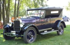 Classic Cars From The Great Gatsby - #2 1924 Oakland 6-54A