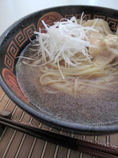 えびワンタン麺 by きねうち麺~サンサス [クックパッド] 簡単おいしい ...