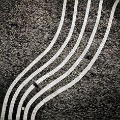 "The Many Paths to Simplicity: http://zenhabits.net/the-many-paths-to-simplicity/ (Photo: ""Squared Paths"" by KPK via 500px)"