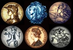 The Night Gallery Coin Series by TheNightGallery.deviantart.com on @DeviantArt