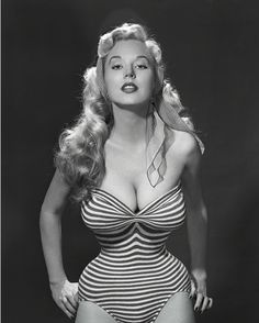 Before photoshop, women used corsets to give themselves curves