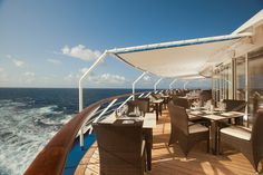 Explore the elegant lifestyle of all-inclusive ultra-luxury cruising across fascinating destinations aboard Silversea intimate luxury cruise ships. Silversea Cruises, Cruise Travel, Terrazzo, Trip Planning, Sailing, Clouds, Luxury Suites, Places, Ocean Views