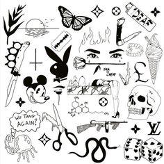 Playboy Bunny – Tattoo Ideas – # Playboy Bunny … – Graffiti World Playboy Bunny Tattoo, Bunny Tattoos, Mini Tattoos, Body Art Tattoos, Ship Tattoos, Ankle Tattoos, Arrow Tattoos, Word Tattoos, Kritzelei Tattoo