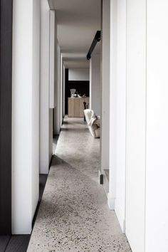 Modern Take on Terrazzo Flooring