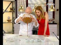 Bolle di cioccolato al latte e cocco - YouTube