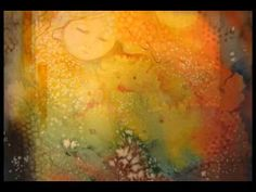 Ruth Hayes Watercolour, Acrylic, Mixed Media Video sampler from spring 2013