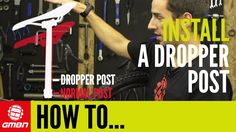 How To Install A Dropper Seatpost