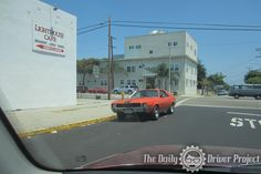 Street Spot: AMX on the Corner