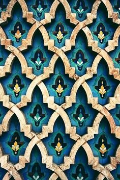 maroccan pattern: Love the pattern, although the colors do not go with what I have in mind... So please only take the pattern into account.