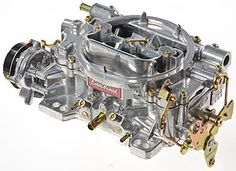 Edelbrock Performer Series 600 Cfm Carburetor With Electric Choke