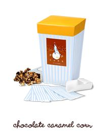 Nut-Free, Dairy-Free, Egg-Free sweet gourmet popcorn from Divvies