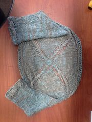 Ravelry: Summer Breeze Shrug pattern by Michelle P