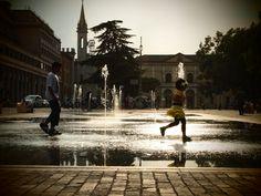 Piazza dei Teatri, Reggio Emilia  #reggioemilia #emiliaromagna #italia