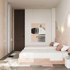 Kid's room #kidsroom #ideasforkidsroom #modernkidsroom minimalism #minimalisticarchitecture #minimalisticinterior #architecture #modernarchitecture #design #minimalisticdesign #minimalistickidsroom Minimalist Interior, Minimalist Design, Kidsroom, Modern Architecture, Minimalism, Bed, House, Furniture, Home Decor