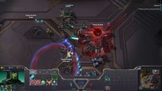 Guardians of Atlas is a Free-to-play, Strategy Arena Multiplayer Game combining hero-centric, arena-style gameplay with the individual unit control of a real-time strategy game.