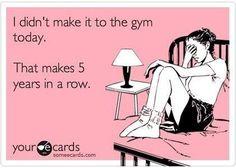 Gym? just-plain-fun