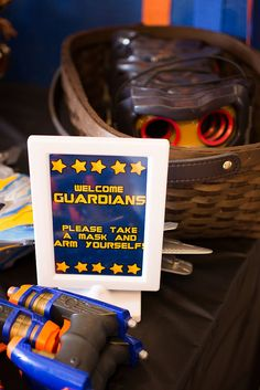 Star Lord Masks for Guardians of the Galaxy Party