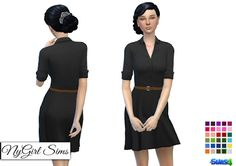 Sims 4 CC's - The Best: Clothing by NyGirl Sims 4
