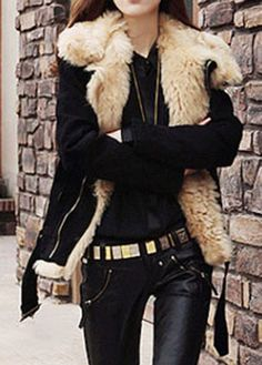perfect for winter (fake fur)