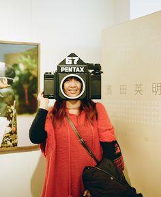 赤子 Haru and Mina Exhibition in Taiwan #27 by Hideaki Hamada, via Flickr