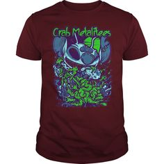 Stitch Crab Metalrtees T Shirt #gift #ideas #Popular #Everything #Videos #Shop #Animals #pets #Architecture #Art #Cars #motorcycles #Celebrities #DIY #crafts #Design #Education #Entertainment #Food #drink #Gardening #Geek #Hair #beauty #Health #fitness #History #Holidays #events #Home decor #Humor #Illustrations #posters #Kids #parenting #Men #Outdoors #Photography #Products #Quotes #Science #nature #Sports #Tattoos #Technology #Travel #Weddings #Women