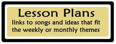 """February 2014 Singing Time Ideas, including  flip chart and activities for """"I Will Follow God's Plan For Me."""""""