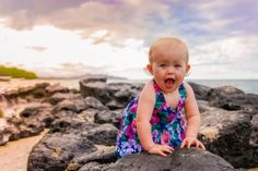 Hawaii Baby Photography  www.LifesongDesigns.com  #LifesongDesigns #storyteller #captureeverymoment