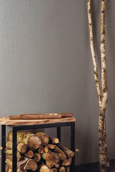 k-rauta. Firewood, Entryway Tables, Texture, Wallpaper, Crafts, Furniture, Barcelona, Home Decor, Feels