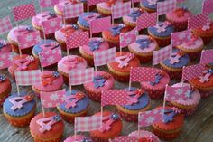 Afscheid Cupcakes