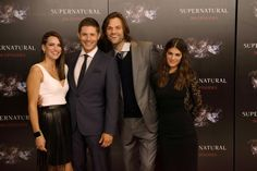 Check out photos from the #Supernatural 200th episode party! http://on.fb.me/1pFUFIK @JensenAckles @jarpad #TBT
