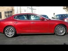 Experience driving perfection in the 2017 Maserati Ghibli This 4 door, 5 passenger sedan stands out among competitors in its class! Smooth gearshifts are achieved thanks to the 3 liter 6 cylinder engine, and all wheel drive keeps this model firmly attached to the road surface. Well tuned suspension and stability control deliver a spirited, yet composed, ride and drive The engine breathes better thanks to a turbocharger, improving both performance and economy. It includes power seats, 1-touch…