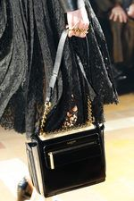 Lanvin Fall 2013 Ready-to-Wear Collection on Style.com: bag For more Lanvin visit www.VeryFirstTo.com