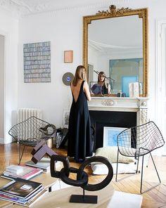Home Interior Decorating Paris Living Rooms, Home Living, Living Spaces, Decor Interior Design, Interior Decorating, Parisian Apartment, French Interior, Deco Design, Dream Decor