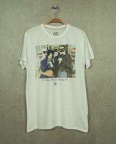 Boom Bap Rundhals T-Shirt - BB10484 - SOIREES white (weiß) +Neu+ alle Größen in Vêtements, accessoires, Hommes: vêtements, T-shirts   eBay