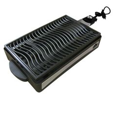The heating element is cast directly into the heavy duty aluminum grids for advanced heat. Heating Element, Grill Pan, Napoleon, Grilling, Bbq, It Cast, Portable, Camping, City