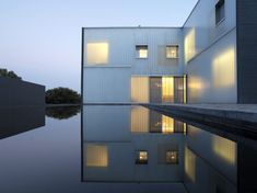 steven holl, THE NEW RESIDENCE AT THE SWISS EMBASSY  Washington D.C., United States, 2001-2006