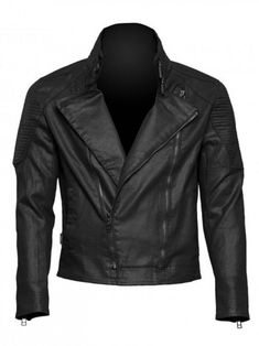 Gothic biker jacket for men, by Queen of Darkness