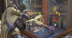 #World #News  Sombra gets buffed and Ana gets nerfed in the latest 'Overwatch' patch  #StopRussianAggression #lbloggers @thebloggerspost