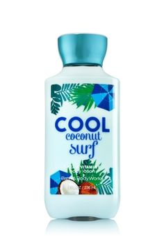 Cool Coconut Surf Body Lotion - Signature Collection - Bath & Body Works