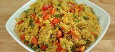 Cette recette est parfaite pour les personnes allergique au gluten car le quinoa n'en contient aucun mais rassurez-vous, vous qui ne l'êtes pas mangez-en c'est super bon surtout accompagné de légumes ! Ingrédients 120 gr de quinoa (240 pr 4 pers / 360 pr 6 pers) 18 cl de bouillon de légumes (34 pr 4 …