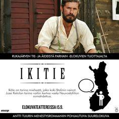 Kenen tarina IKITIE on?   IKITIE elokuvateattereissa 15.9. 🎬  @NordiskFilmFi