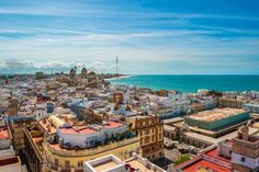 For a sunny holiday option in Europe without the summer crowds, try Cadiz in Spain. There are plenty of things to do in Cadiz year round, making it an ideal warm winter destination in Europe. Cadiz Spain, Andalusia, European Destination, European Travel, Euro Travel, Marbella Old Town, Cheap Beach Vacations, Alcazar Seville, Spain Holidays