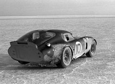 """ In 1965, Craig Breedlove used that retired Cobra to set 23 speed records at Bonneville. """